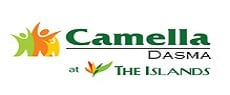 Camella At the Islands Logo