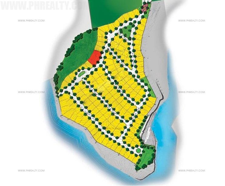 Open Lots Map