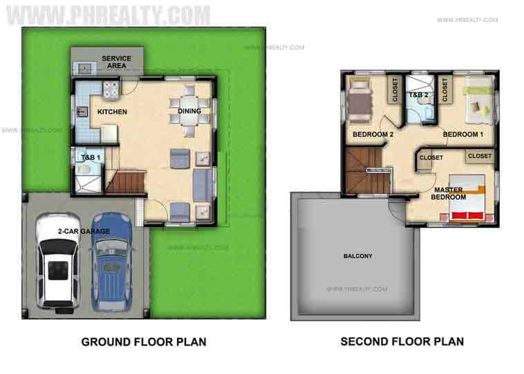 Carina Floor Plan