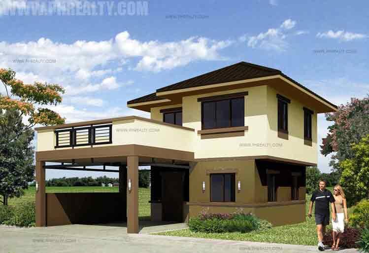 Carina House Model