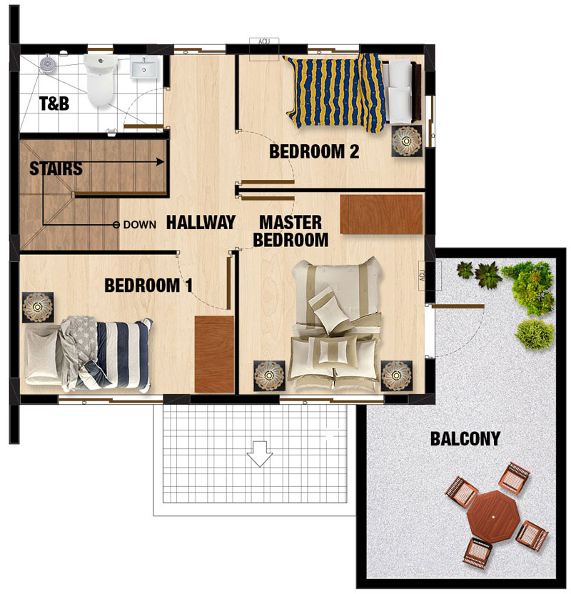 Carina Second Floor
