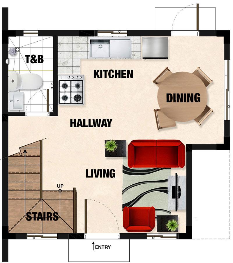 Carmela Ground Floor