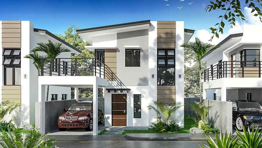 Cathleen House Model