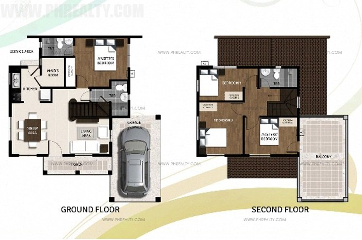 Francesco Floor Plan