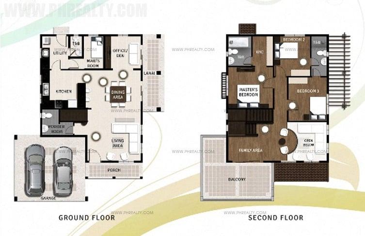 Lladro Floor Plan