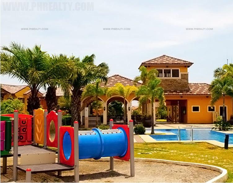 Swimming Pool and Playground
