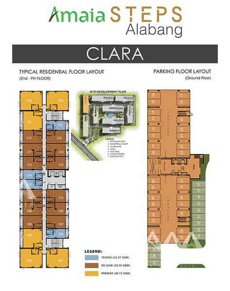 Clara Floor Plan