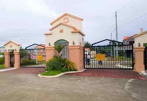 Classica Subdivision North Gate