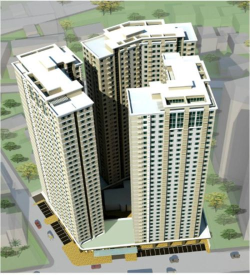Crown Asia Residences