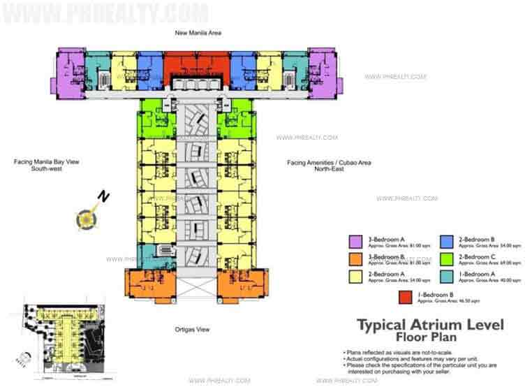 Typical Level Floor Plan