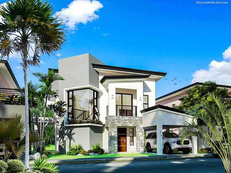 Dalton House Model
