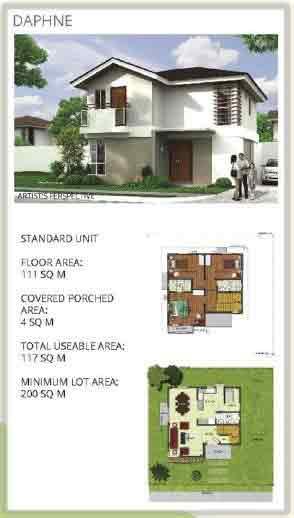 Daphine Model Plan