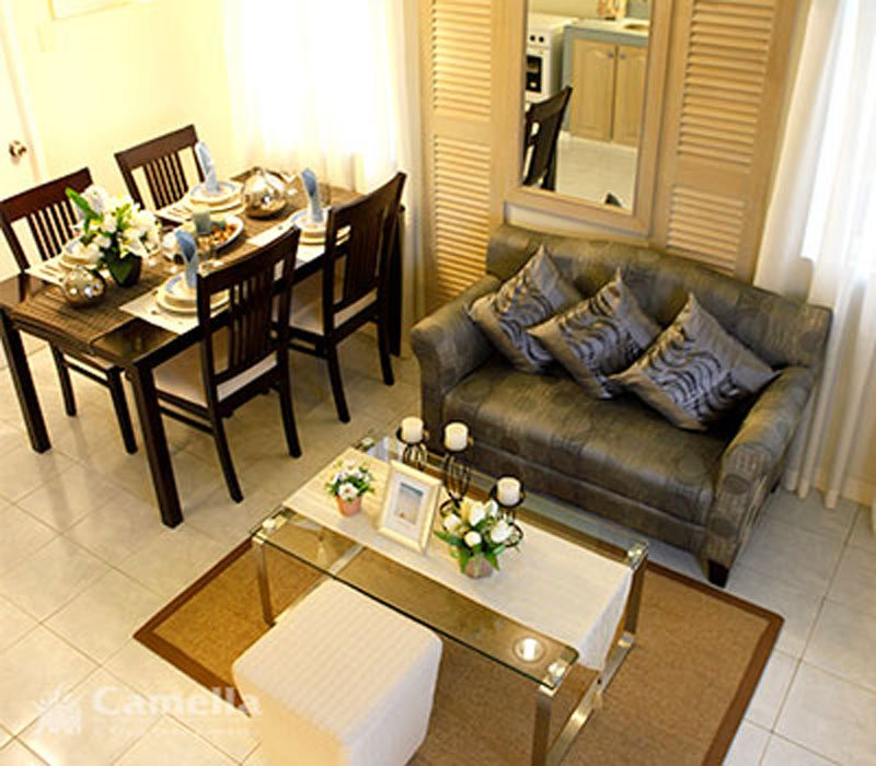 Dining & Living Room