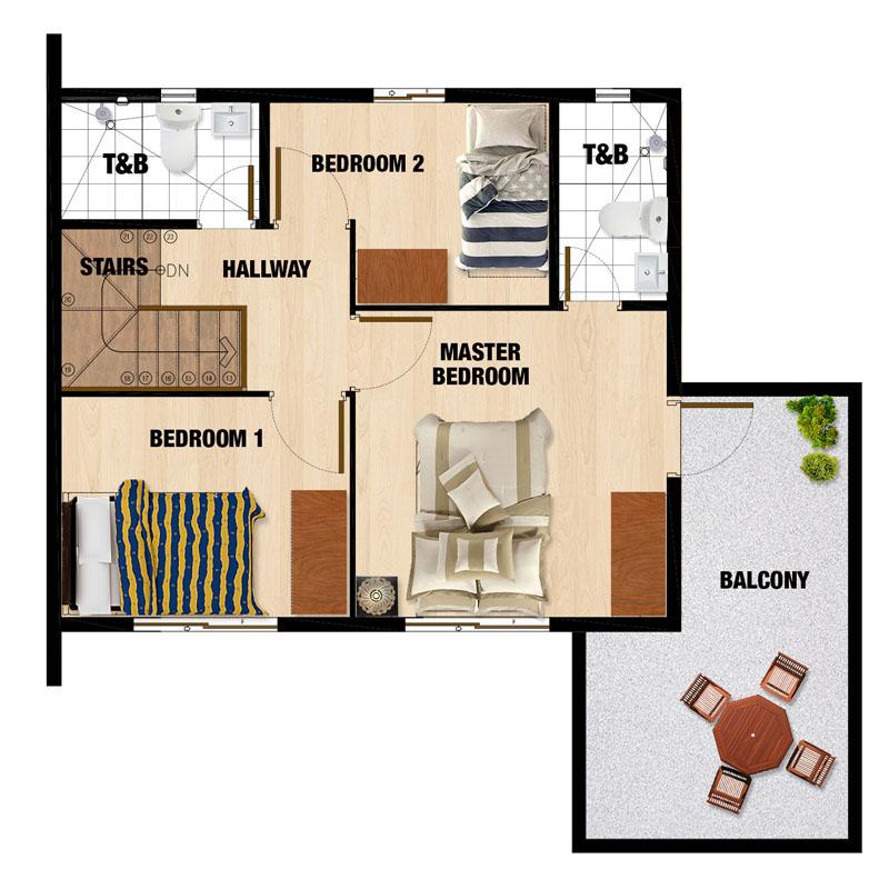 Dorina-UH Second Floor