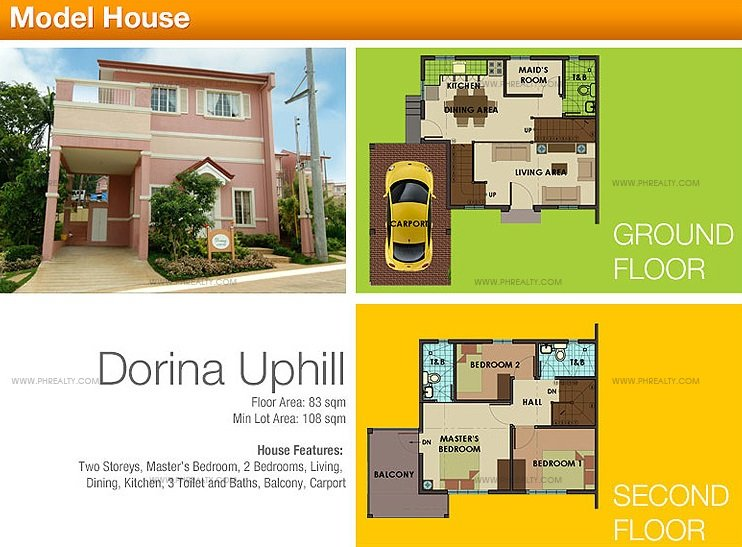Dorina Up Hill House Features & Specifications