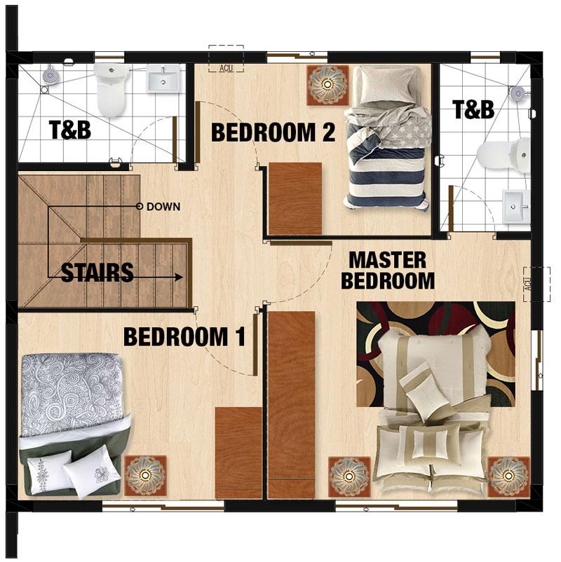 Drina Second Floor