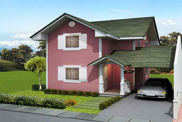 Emellee Model House