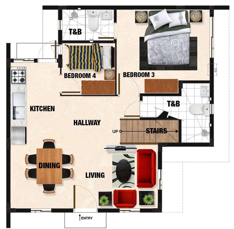 Elaisa Ground Floor
