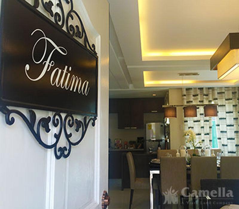 Fatima Entrance