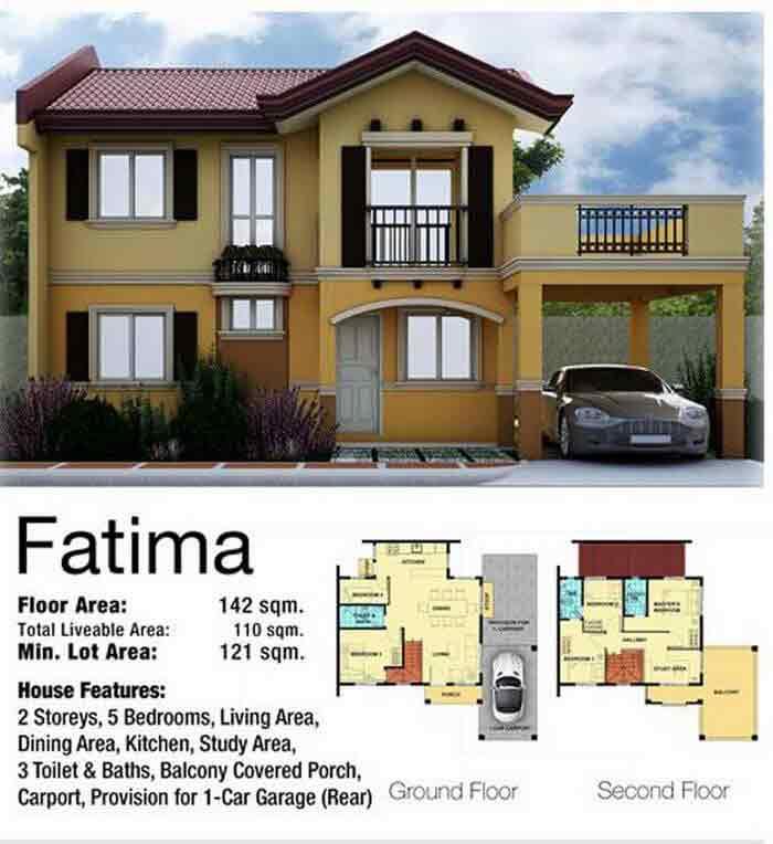 Fatima Floor Plan