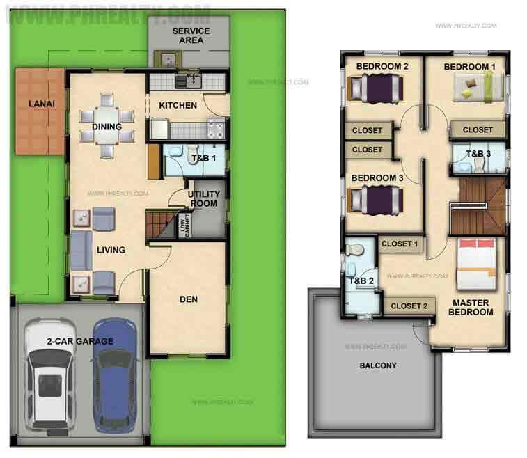 Aurora Floor Plan