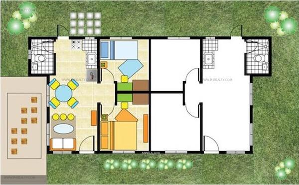 Zoe Duplex Sd Suntrust Cyberville House Amp Lot In Cavite