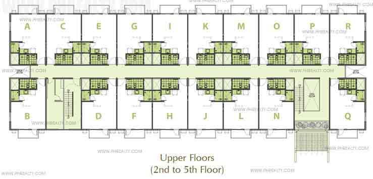 Floor Plan Upper