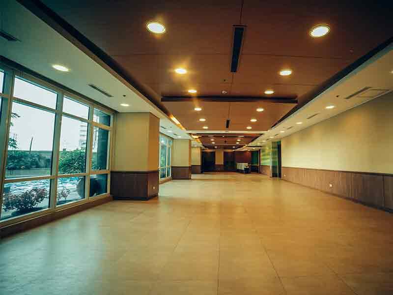 Fitness-Hall