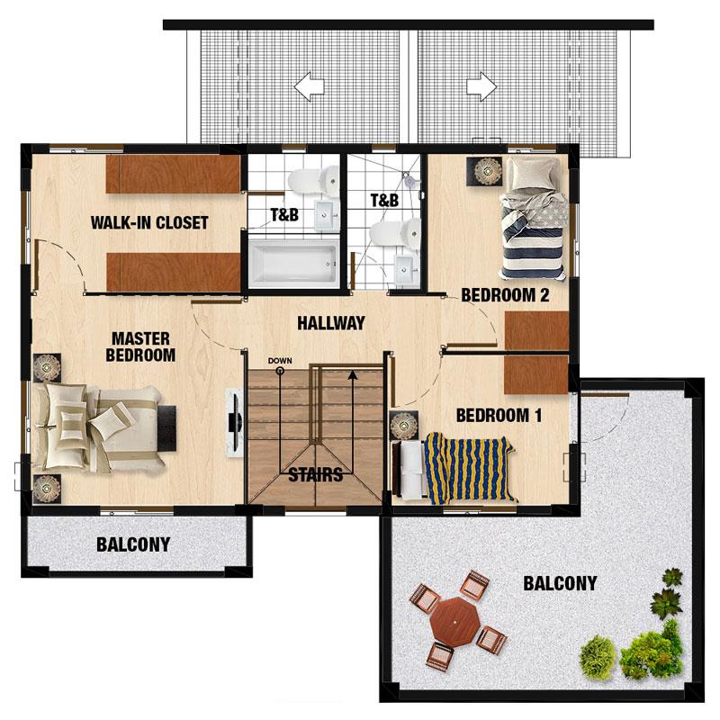 Gavina Second Floor