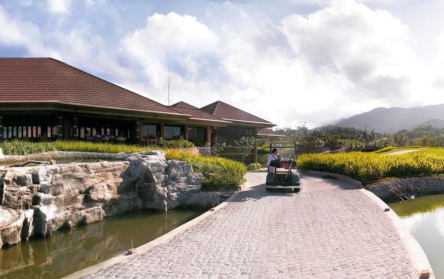 Golf Pavilion