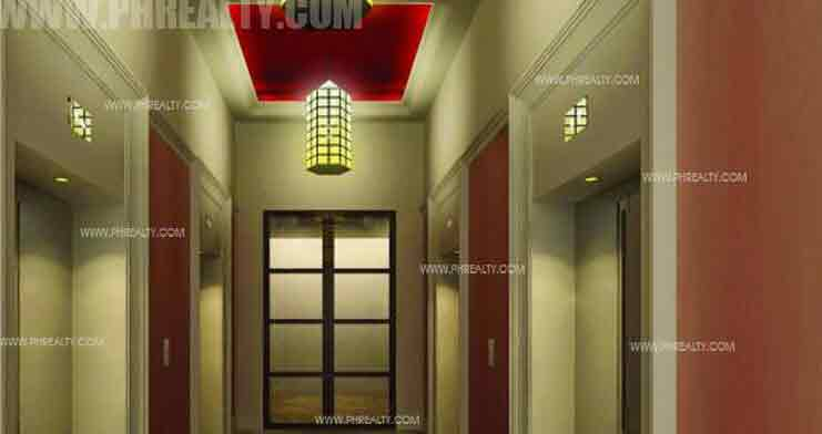 Ground Floor Elevator Lobby