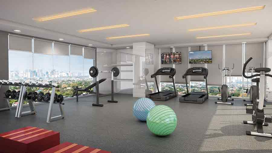 Gym and Fitness Studio