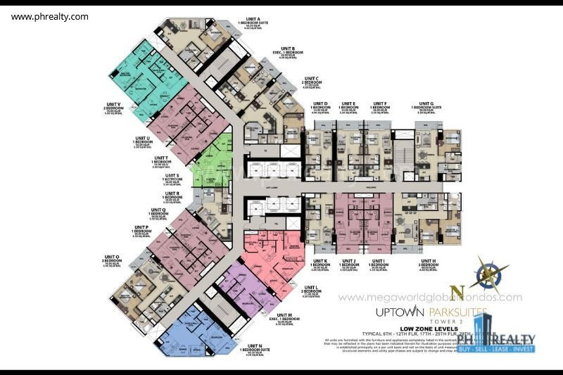 Pre-selling Uptown Parksuites