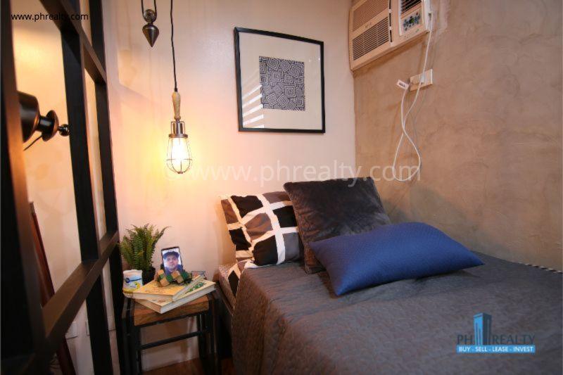 Bedroom - Studio Unit