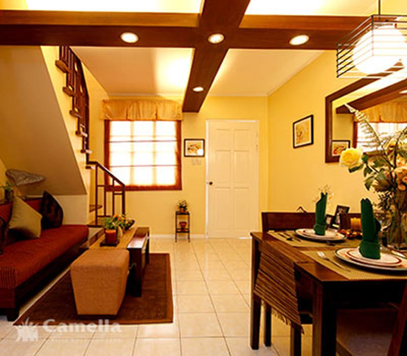 Barano Model Home Interior Design: House & Lot In Brgy. Larion