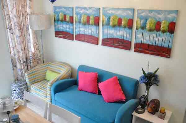 Iris Living Room