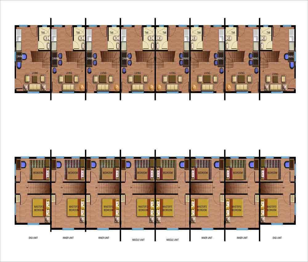 Isabella Floor Layout Plan