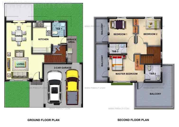 Ivanah Floor Plan