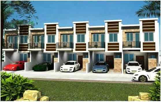 James Model House