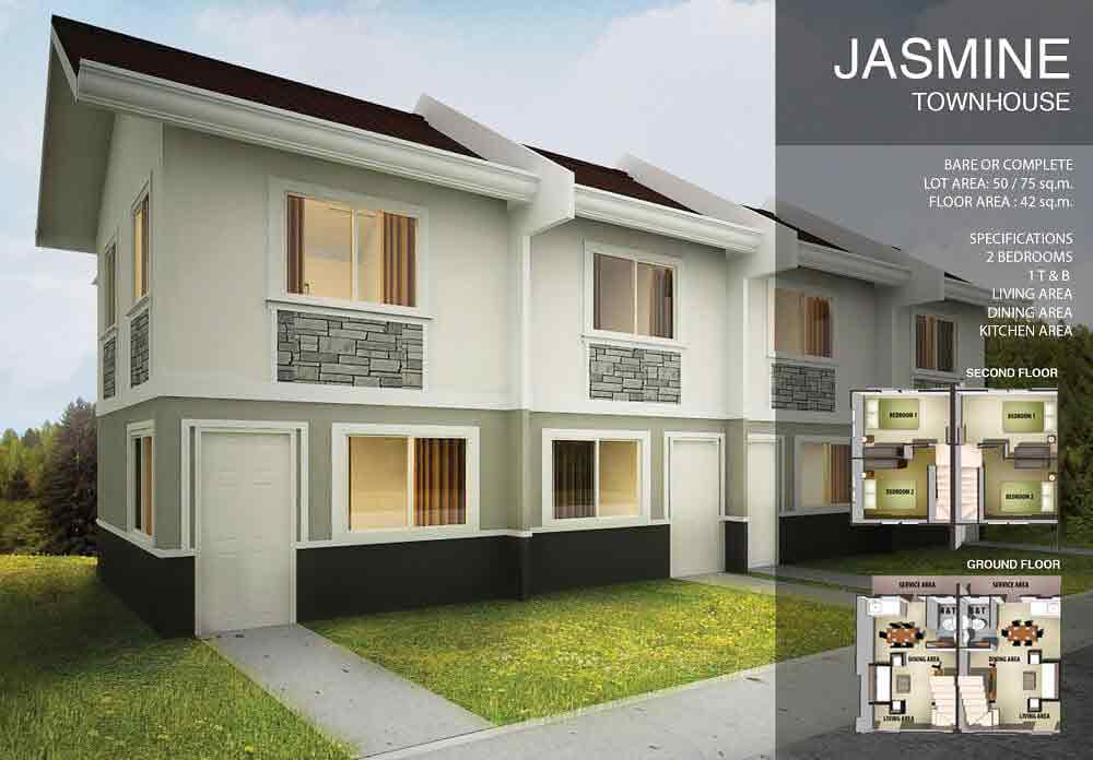 Jasmine Townhouse