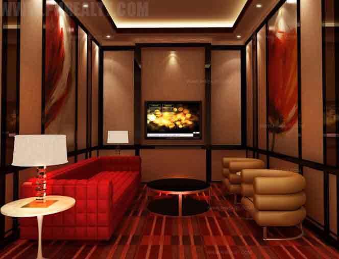 KTV Room