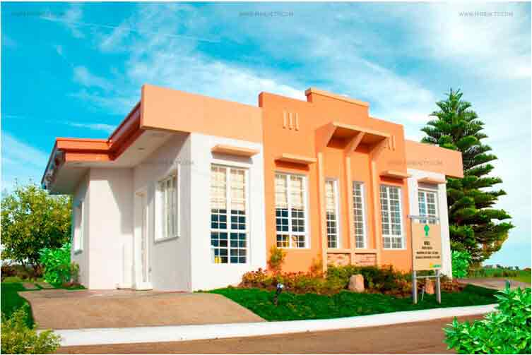 Kali Singled Detached Model House