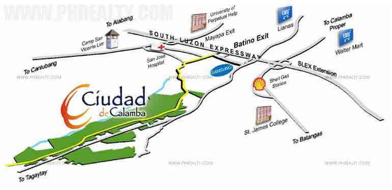 Montebello Location
