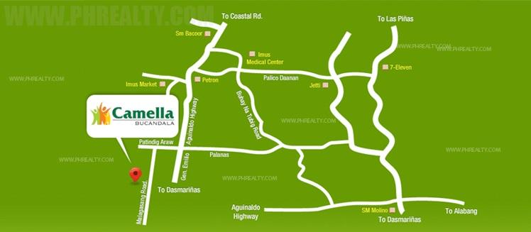 Lessandra Bucandala Location