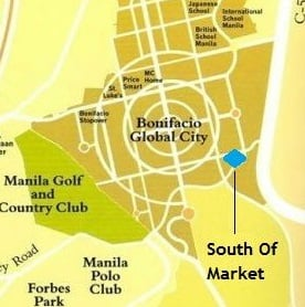 South of Market Location