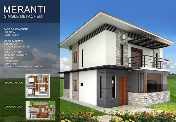 Meranti Single Detached