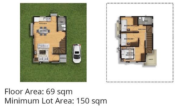 Macy Floor Plan