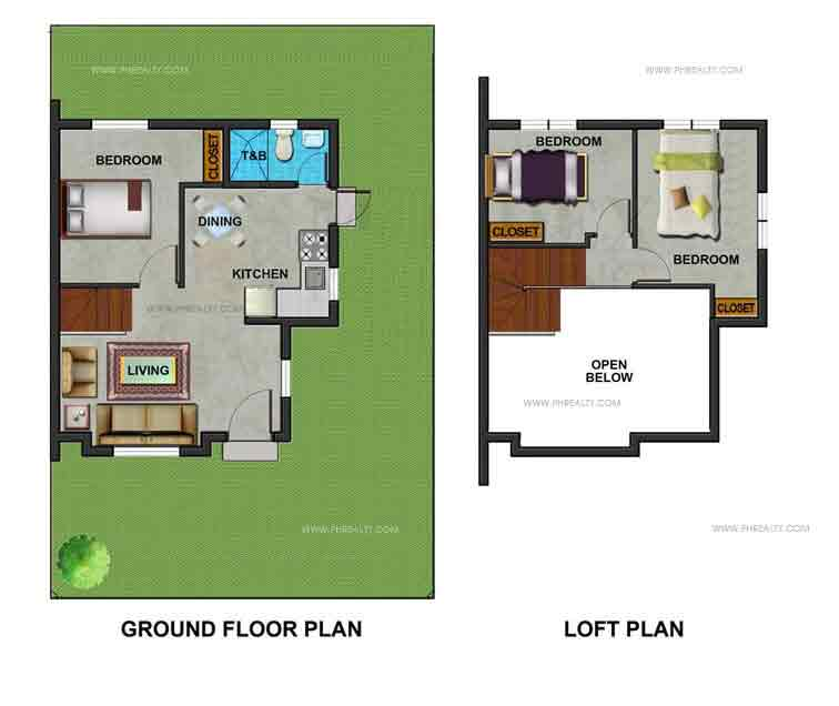 Maja Floor Plan