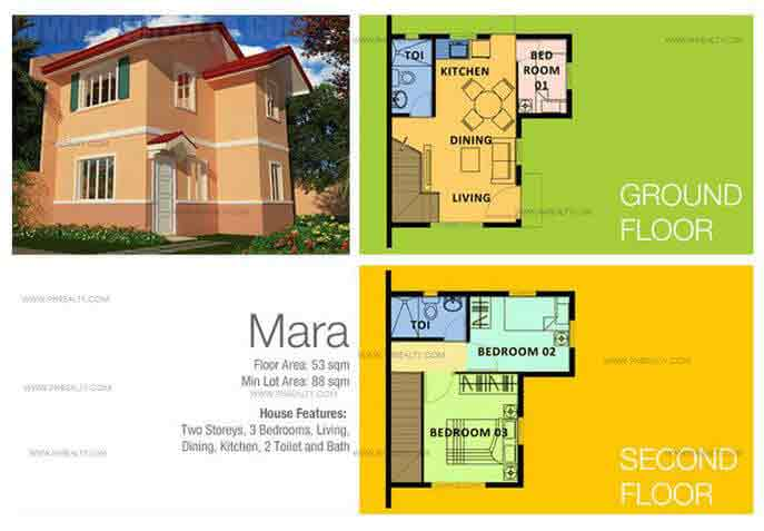 Mara Floor Plan