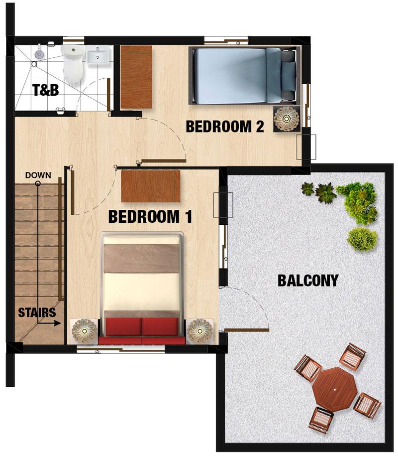 Mara Second Floor
